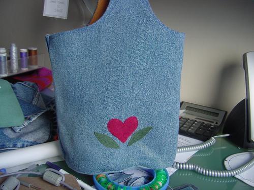 Bucket bag (back)